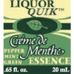 Creme de Menthe Essence - Liquor Quik(20ml)