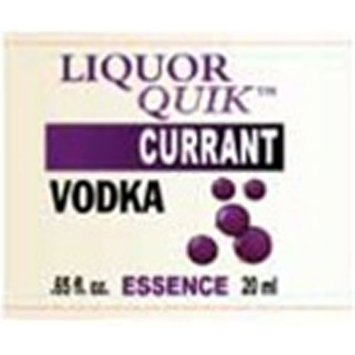 Currant Vodka Essence - Liquor Quik (20ml)