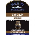 Mile Hi Dark Rum Essence (50ml)