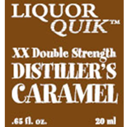 Liquor Quik XX Double Strength Distiller's Caramel (20ml)