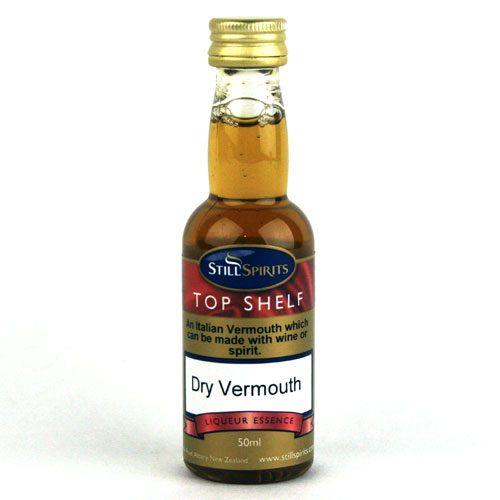 Dry Vermouth Essence - Top Shelf (50ml)
