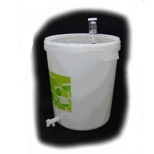 Complete Fermentation Bucket Kit (8 Gallon)
