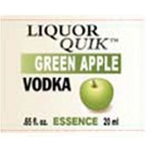 Green Apple Vodka Essence - Liquor Quik (20ml)