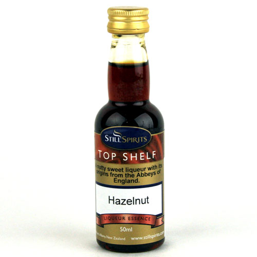 Hazelnut Essence - Top Shelf (50ml)