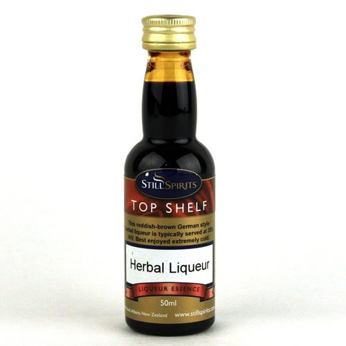 Herbal Liqueur Essence - Top Shelf (50ml)