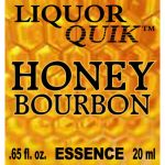 Honey Bourbon Essence - Liquor Quik (20ml)
