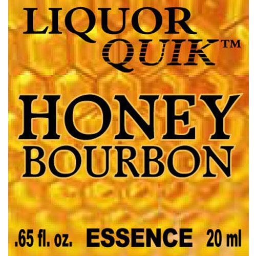 Honey Bourbon Essence 500ml