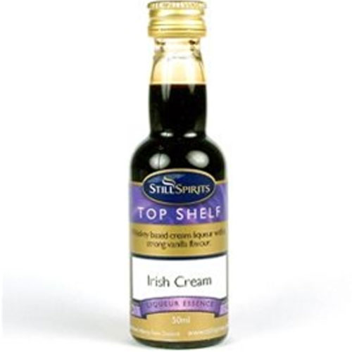 Irish Cream Essence - Top Shelf (50ml)