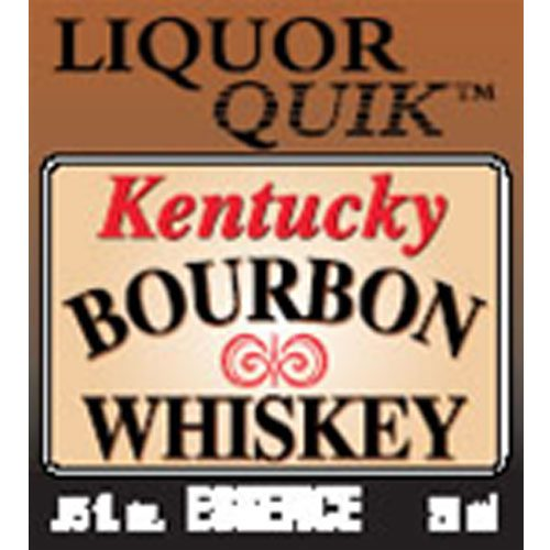 Liquor Quik Kentucky Bourbon Whiskey Essence 500ml