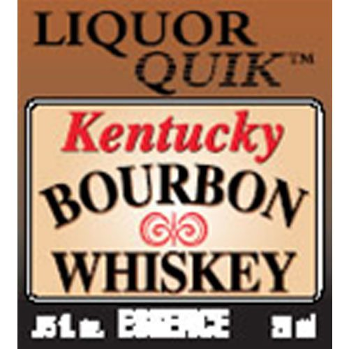 Kentucky Bourbon Whiskey Essence - Liquor Quik (20ml)