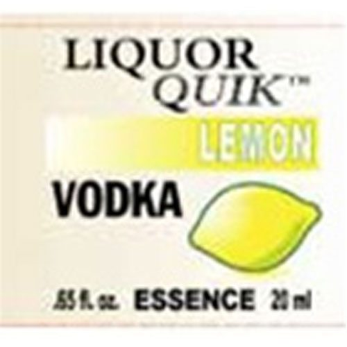 Lemon Vodka Essence 500ml