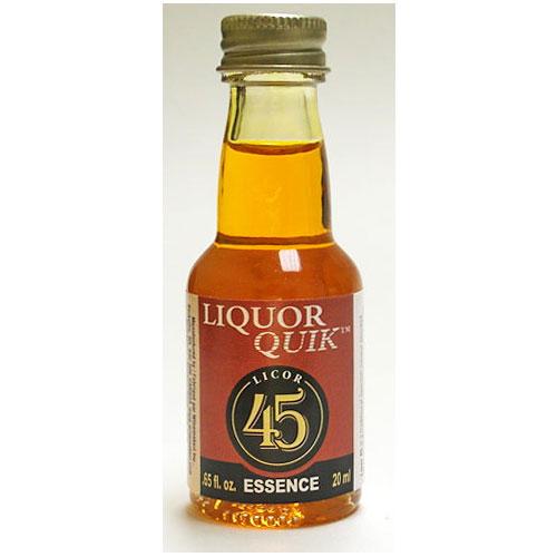 Licor 45 Essence - Liquor Quik (20ml)