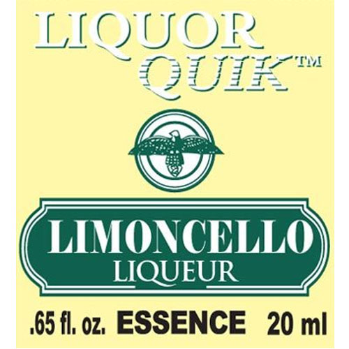Limoncello Essence - Liquor Quik (20ml)