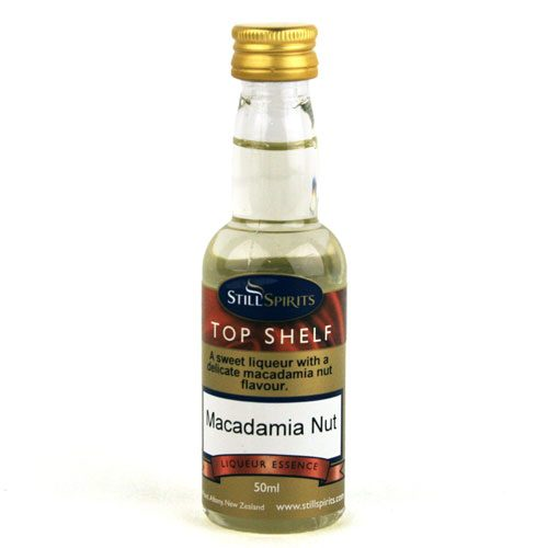 Macadamia Nut Essence - Top Shelf (50ml)