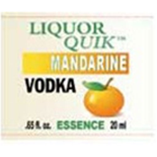 Mandarin Vodka Essence - Liquor Quik (20ml)