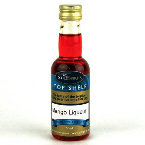 Mango Schnapps Essence -Top Shelf (50ml)