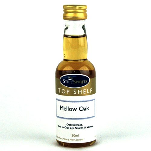 Mellow Oak Essence - Top Shelf (50ml)