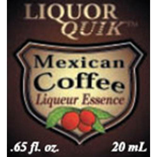 Mexican Coffee Essence - Liquor Quik (20ml)