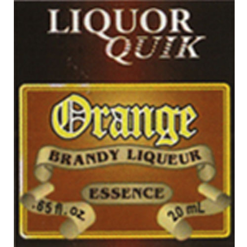 Orange Brandy Essence - Liquor Quik (20ml)