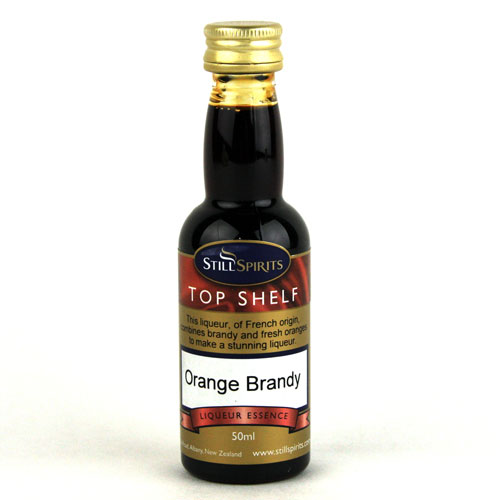 Orange Brandy Essence - Top Shelf (50ml)