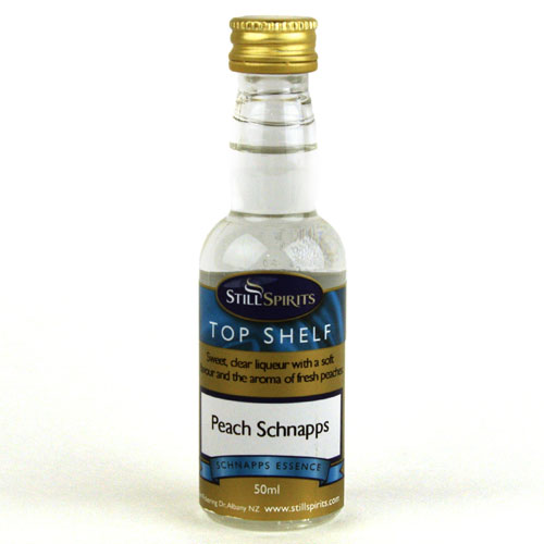 Peach Schnapps Essence - Top Shelf (50ml)