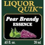 Pear Brandy Essence - Liquor Quik (20ml)