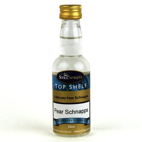 Pear Schnapps Essence - Top Shelf (50ml)