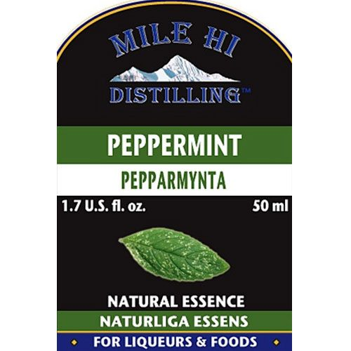 Mile Hi Peppermint Essence (50ML)