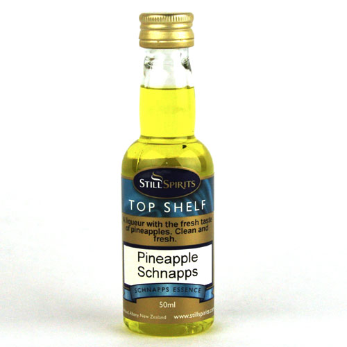 Pineapple Schnapps Essence -Top Shelf (50ml)