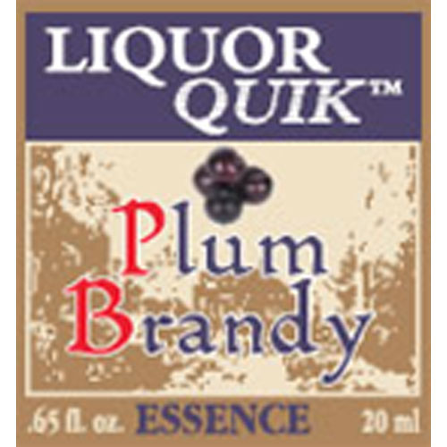 Plum Brandy Essence - Liquor Quik (20ml)