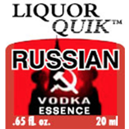 Russian Vodka Essence - Liquor Quik (20ml)