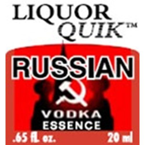 Liquor Quik Russian Vodka Essence BULK