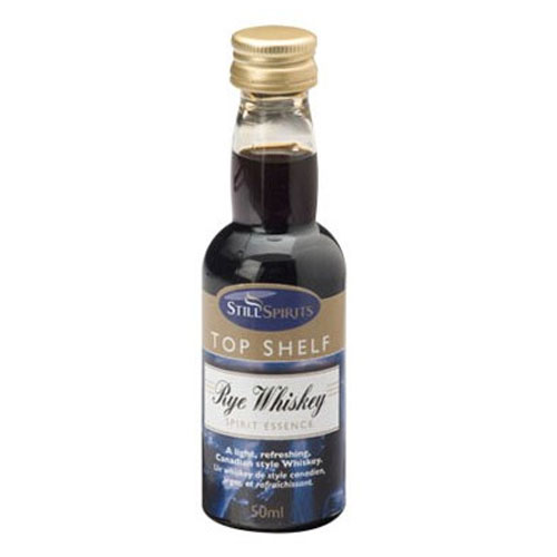 Rye Whiskey Essence - Top Shelf (50ml)