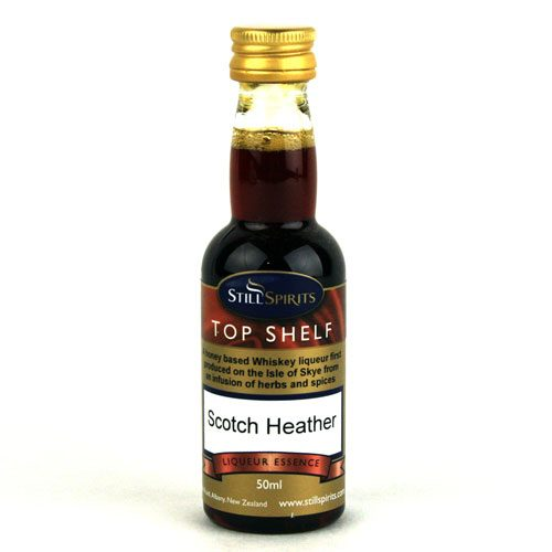 Scotch Heather Essence -Top Shelf (50ml)