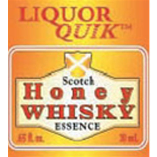 Scotch Honey Whiskey Essence - Liquor Quik (20ml)
