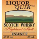 Scotch Whiskey Highland Malt Essence - Liquor Quik (20ml)