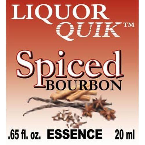 Spiced Bourbon Essence - Liquor Quik (20ml)