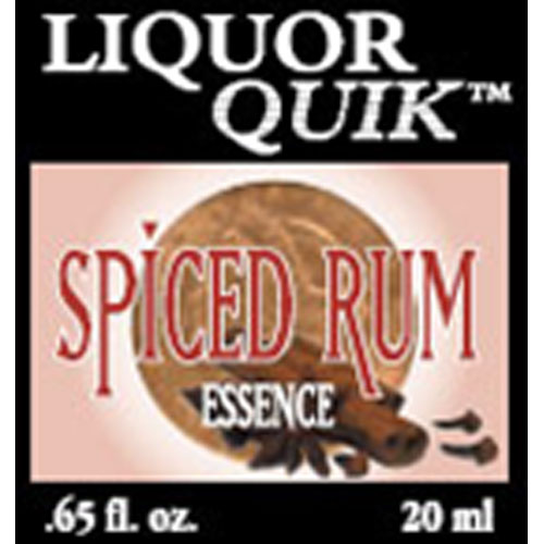 Spiced Rum Essence - Liquor Quik (20ml)