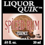 Liquor Quik Spiced Rum Essence 500ml