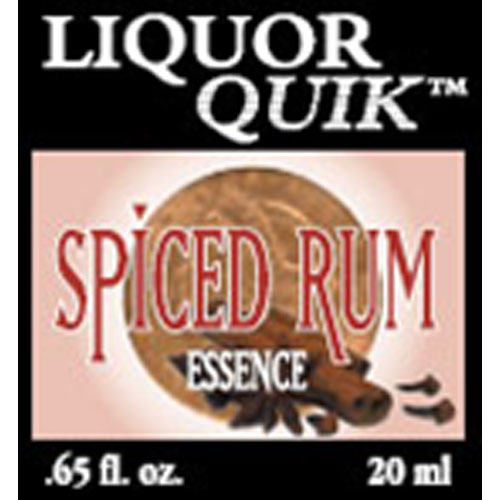 Liquor Quik Spiced Rum Essence BULK
