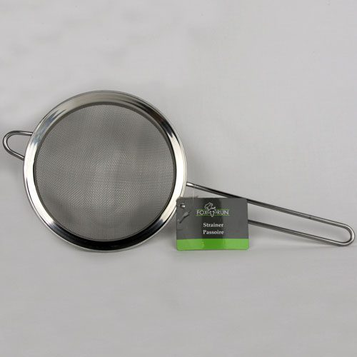 Strainer, All Stainless with Handle