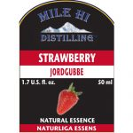 Mile Hi Strawberry Essence (50ML)