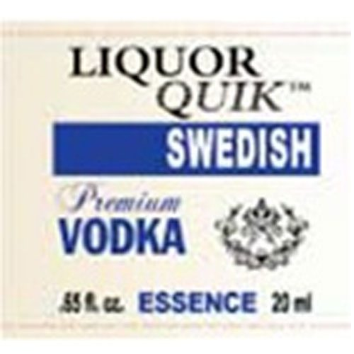 Swedish Vodka Essence - Liquor Quik (20ml)