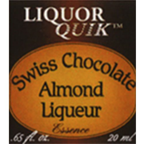Swiss Chocolate Almond Essence 500ml
