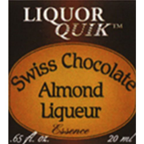 Swiss Chocolate Almond Essence - Liquor Quik (20ml)