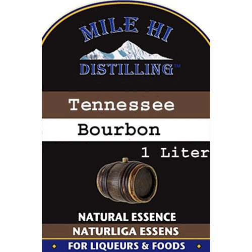 Mile Hi Tennessee Bourbon Whiskey Essence (50ML)
