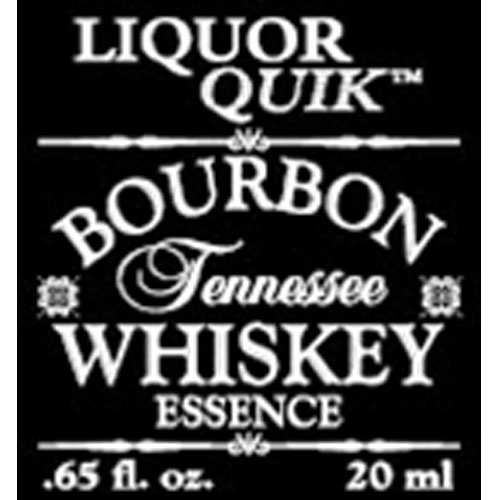 Tennessee Bourbon Whiskey Essence - Liquor Quik (20ml)