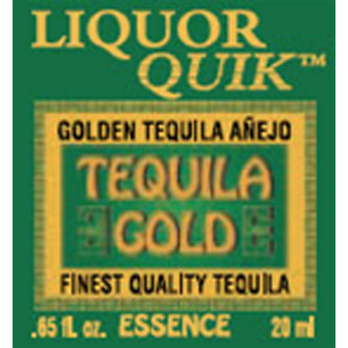 Tequila Gold Essence - Liquor Quik (20ml)