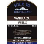 Mile Hi Vanilla 2X Essence (50ml)