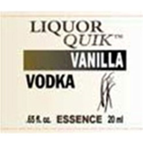 Vanilla Vodka Essence - Liquor Quik (20ml)